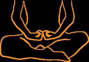 brahma mudra