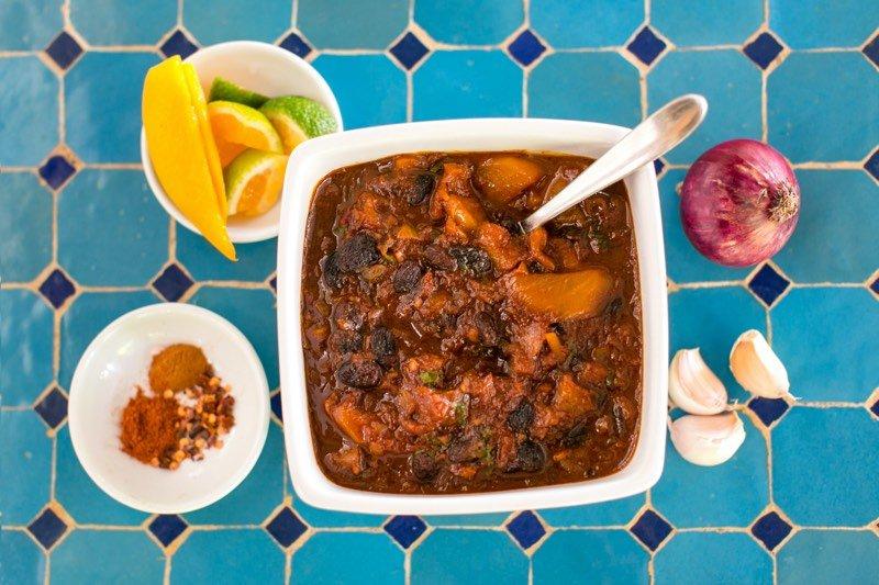 chutney || Eating clean in costa rica