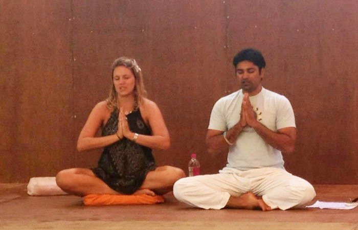 devotion in India katherine smith