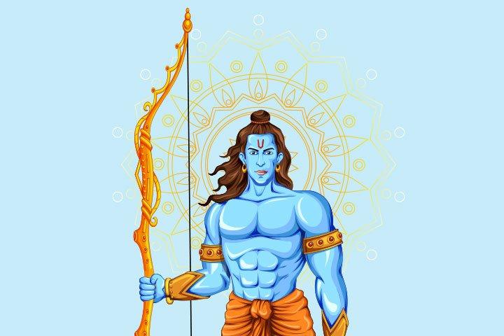 lord rama || hindu deity