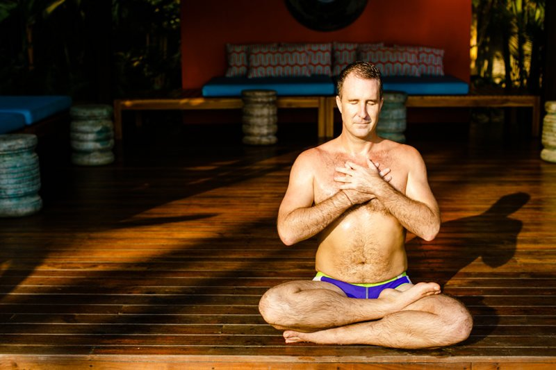 morning routine with yogi aaron - start the practice now