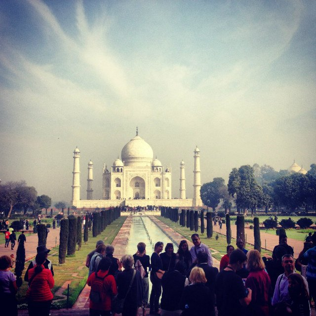 what does pilgrimage india mean