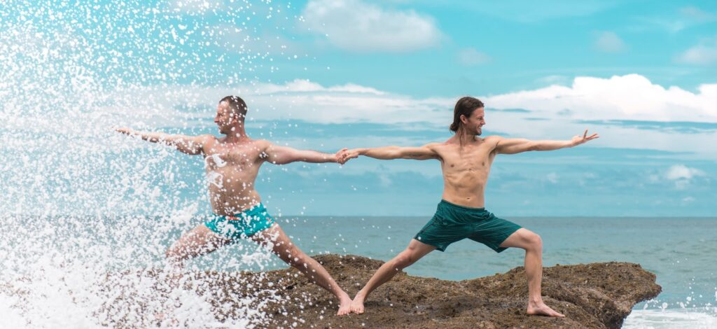 practice partner yoga anytime and anywhere you feel inspired