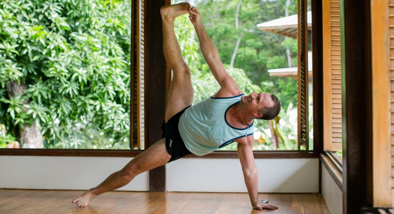 aaron applied yoga anatomy muscle activation retreat