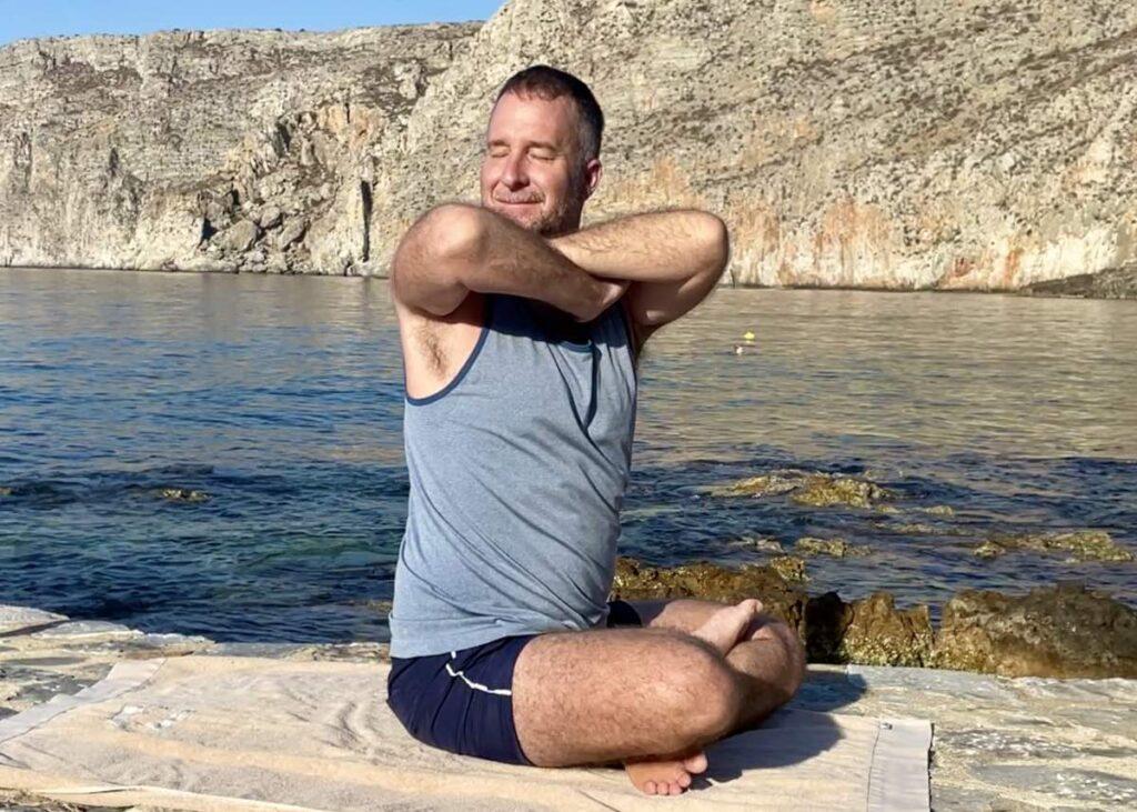 twist test | range of motion test flexibility | yogi aaron