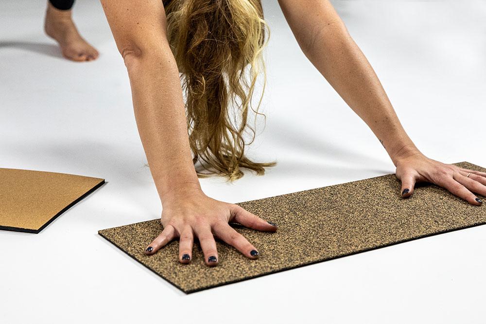 Unity corky mat